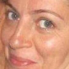 Patrícia felhasználói profilja