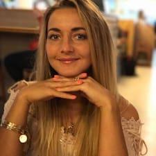 Profil utilisateur de Kristine