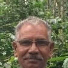 Yeshodharan的用戶個人資料