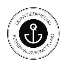 Quartierfreund - Uživatelský profil