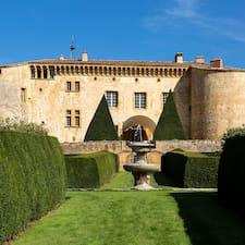 Chateau De Bagnols felhasználói profilja