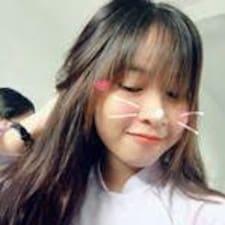 Profilo utente di Nha Uyen