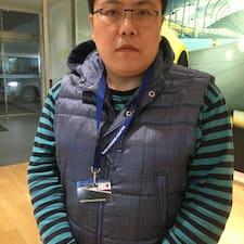 Gebruikersprofiel Juyeon