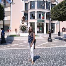 María Filomena - Uživatelský profil