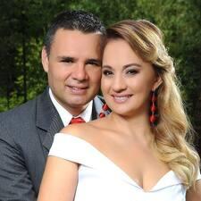 Profil Pengguna Maria Ximena