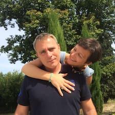 Gebruikersprofiel Jean-François & Marie-Anne