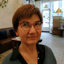 Inès - Uživatelský profil