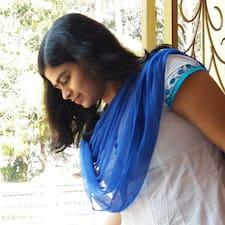 Profil utilisateur de Piyali