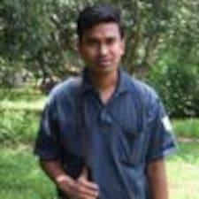 Profil utilisateur de Anupam