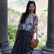 Yuqi Wei的用戶個人資料