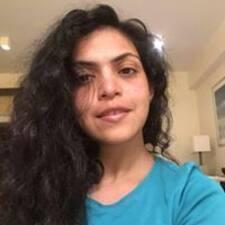 Amrita felhasználói profilja