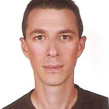 Perfil de l'usuari Δημήτρης