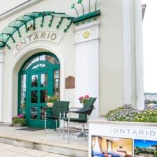 Profil Pengguna Hotel Ontario