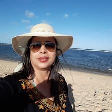 Profil utilisateur de Régia