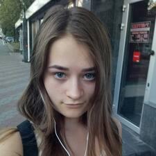 โพรไฟล์ผู้ใช้ Елена