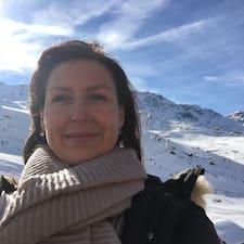 โพรไฟล์ผู้ใช้ Isabelle Thédié