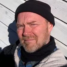 Dag - Uživatelský profil