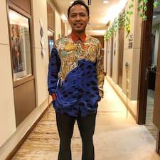 Profil utilisateur de Wan Azizul Faiz