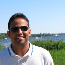 Krishnakumarさんのプロフィール