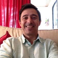 Henkilön Gonzalo käyttäjäprofiili