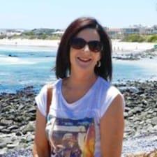 Annelize felhasználói profilja