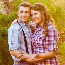 Abraham & Olga felhasználói profilja