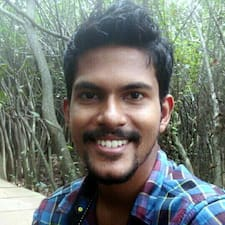 Profil korisnika Amaresh