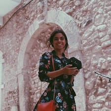 Nutzerprofil von Giulia