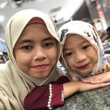 Seri Aisyah - Uživatelský profil
