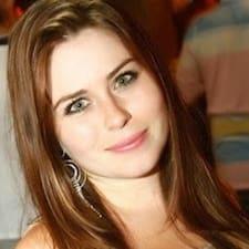 Профиль пользователя Jéssica