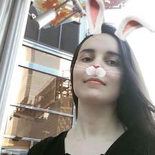 Алина felhasználói profilja
