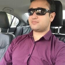 Said Rahmat felhasználói profilja