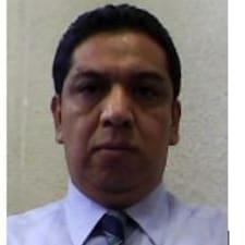 Henkilön José Gregorio käyttäjäprofiili