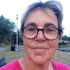 Beverley felhasználói profilja