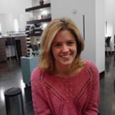 Nanette felhasználói profilja