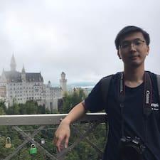 Profilo utente di Zehao