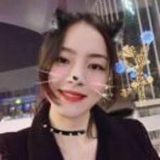 恬恬 felhasználói profilja