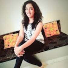 Nisha felhasználói profilja