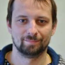 Sergei felhasználói profilja