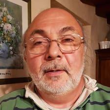 Perfil de l'usuari Jean-François