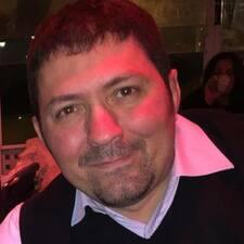 Angel Luis felhasználói profilja