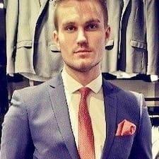 Jacob Brukerprofil