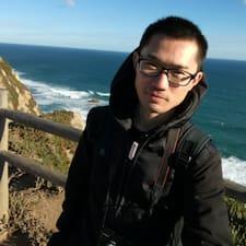 Användarprofil för Mingjie