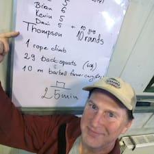 Användarprofil för Brian