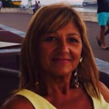 Profilo utente di Marie Claude