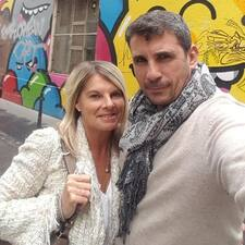 Profilo utente di Nathalie & Antonio