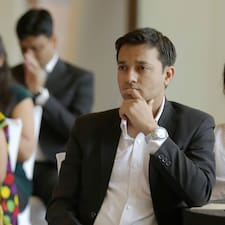 Pallav felhasználói profilja