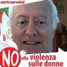 Nunzio felhasználói profilja