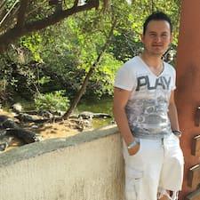Profil korisnika Arturo Jaír