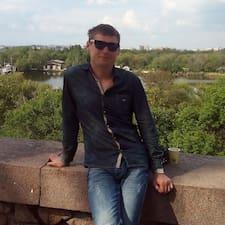 Профіль користувача Егор